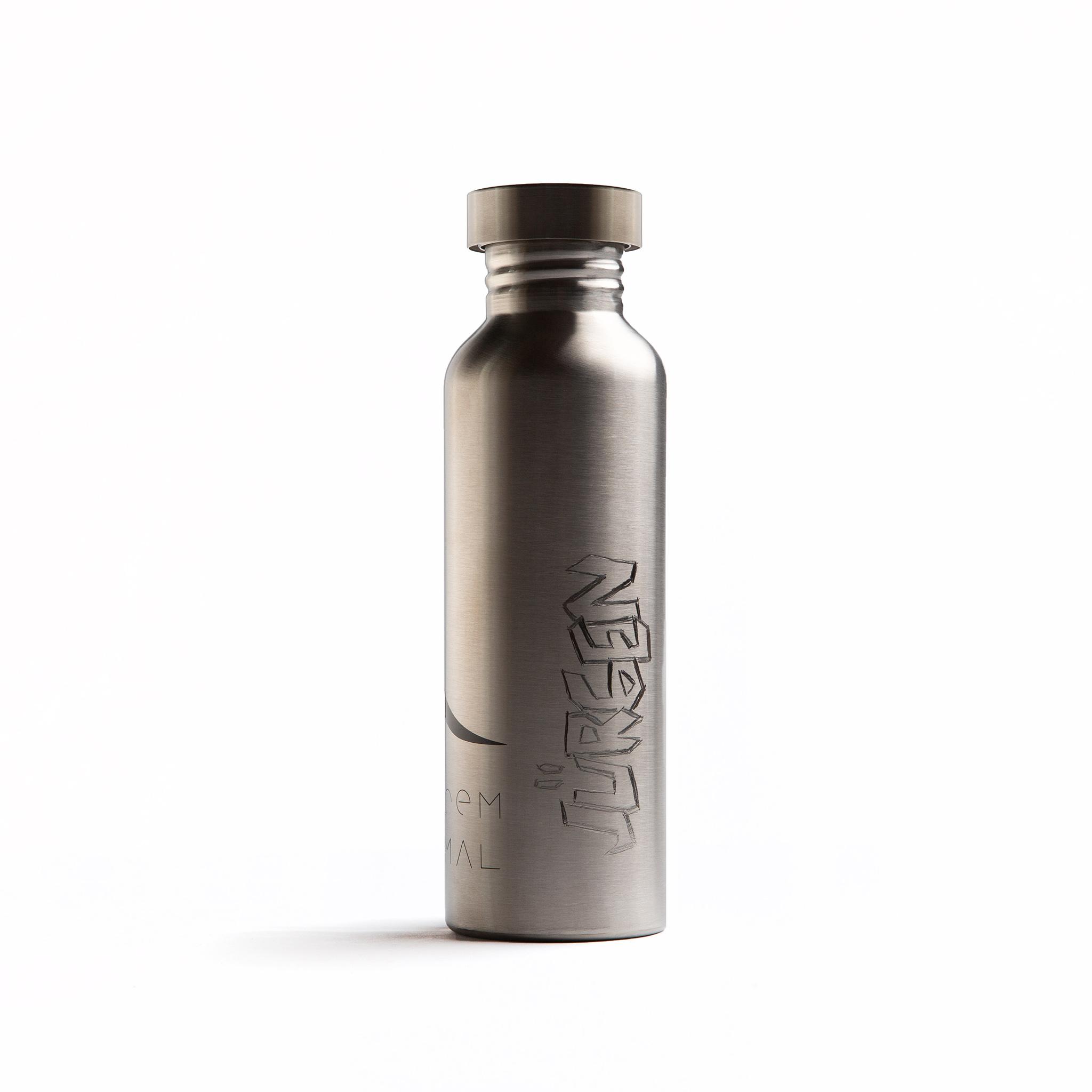 extremnormal® Trinkwasserflasche #2 Gravur