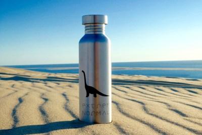 Trinkwasserflasche Edelstahl