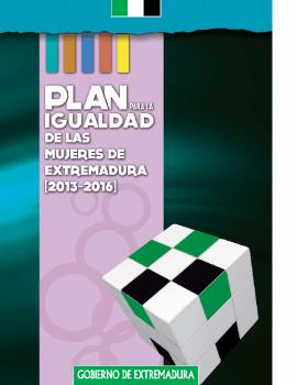 Plan para la Igualdad de las mujeres de Extremadura