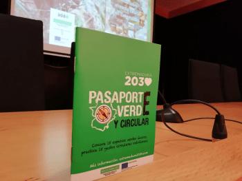 Pasaporte Verde Extremadura2030