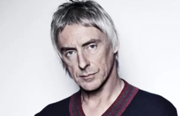 "PAUL WELLER: ""WAKE UP THE NATION"""