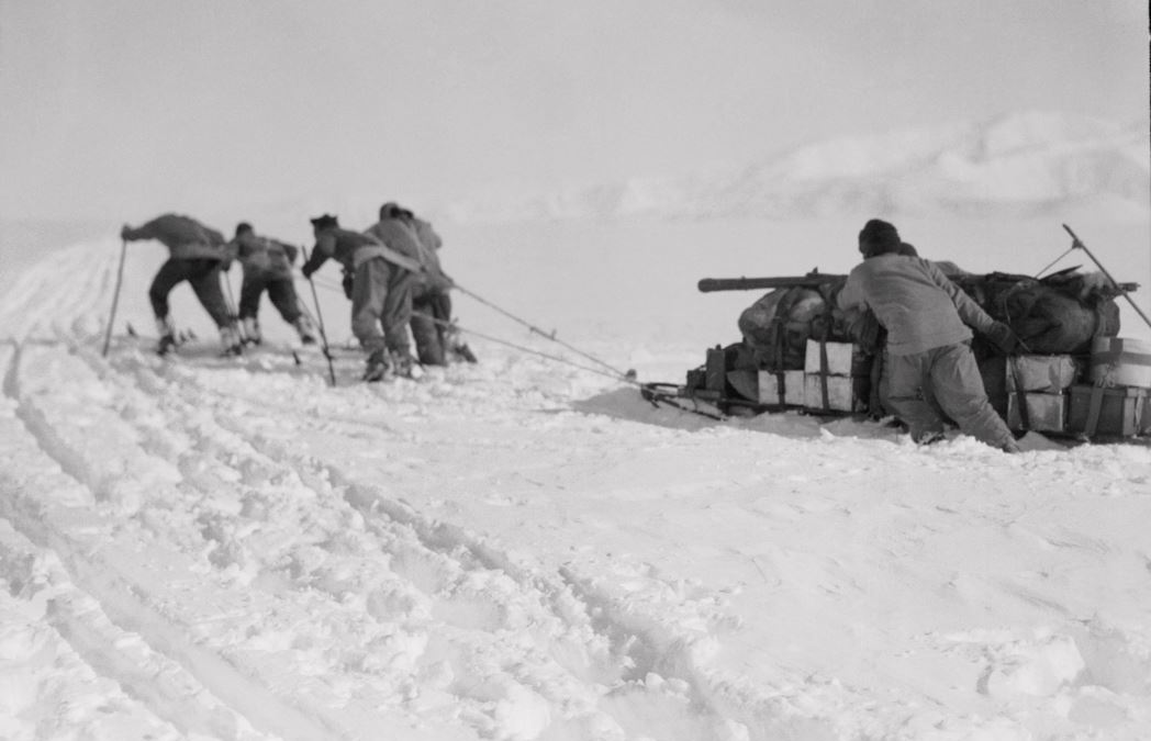 The Motivating Power of Purpose: What Businesses can Learn from the early Antarctic Explorers