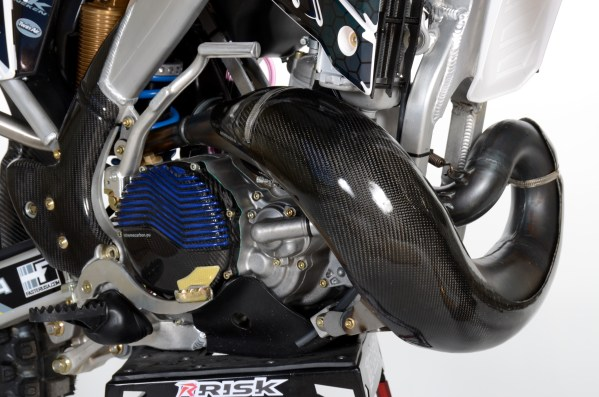 Exhaust Guard SHERCO