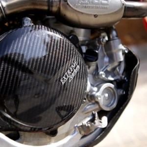 HONDA - Clutch Cover
