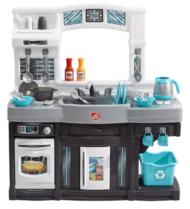 6299 Was 110 Step2 Modern Cook Kitchen Set 10 Kohl