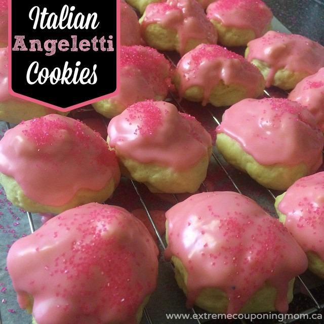 Angeletti Cookies Recipe