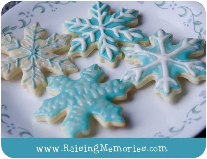 Soft Sour Cream Sugar Cookies - Raising Memories