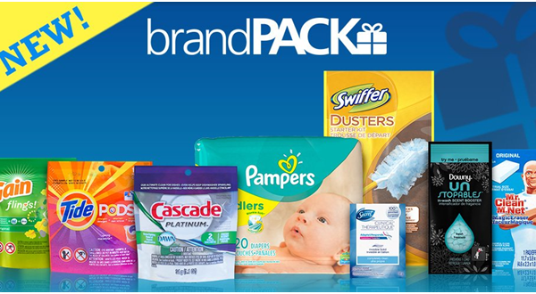 Order Your P&G brandPACK Today!