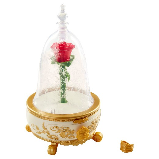 Disney's Beauty and the Beast Enchanted Rose Jewelry Box