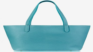 Handbags for Women, Original Teddie Toye Seafoam Pebble Grain