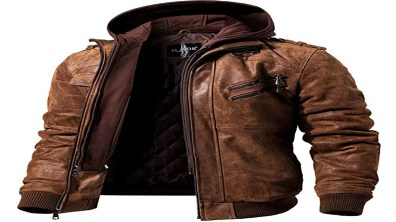 Mens Coats and Jackets, Flavor Motorcycle Jacket