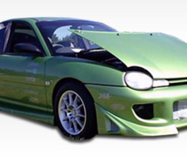 Fiberglass Front Bumper Body Kit For 1997 Dodge Neon 1995 1999 Dodge Neon Duraflex