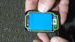 GoPro Remote Gasket Set in Place