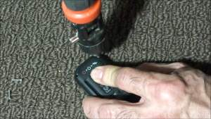 Replacing GoPro Remote Back Cover