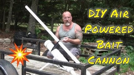 DIY Bait Cannon Build