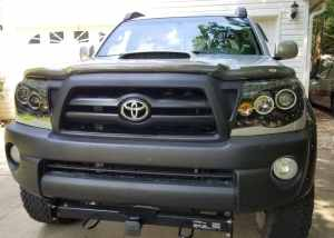 New Tacoma Headlights