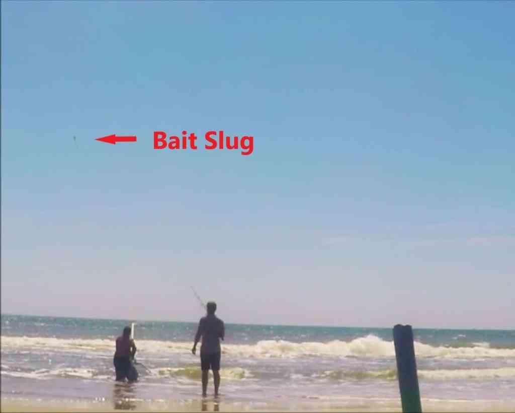 Bait Slug High Angle Launch
