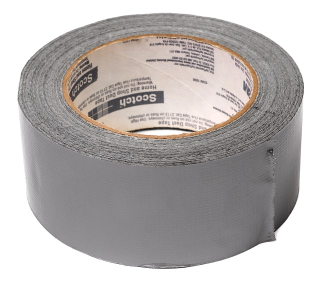 remove fiberglass rash duct tape