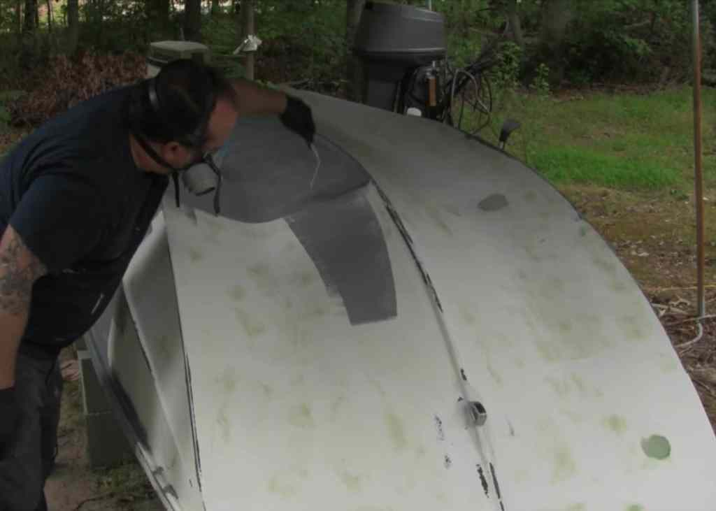 painting hull with epoxy primer