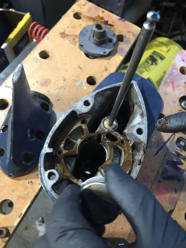 Lower Unit Gasket Sealer