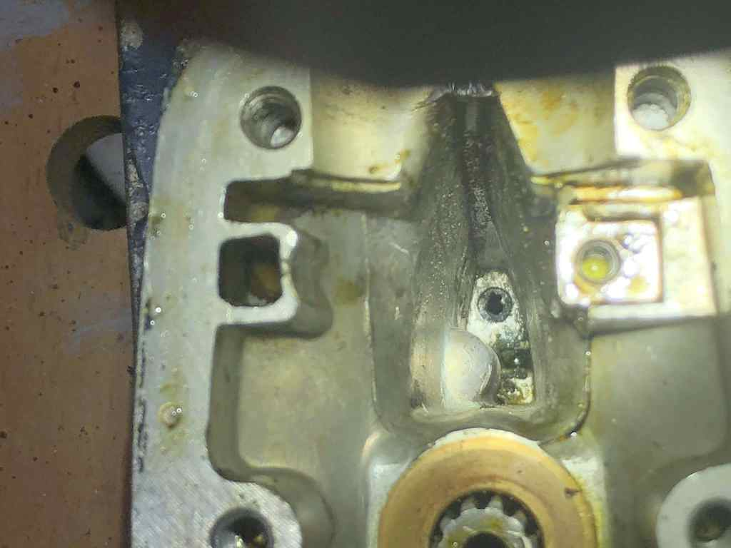 Lower Unit Shift Rod Seal