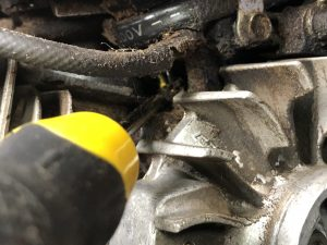 Chainsaw Carburetor Impulse Hose Nipple