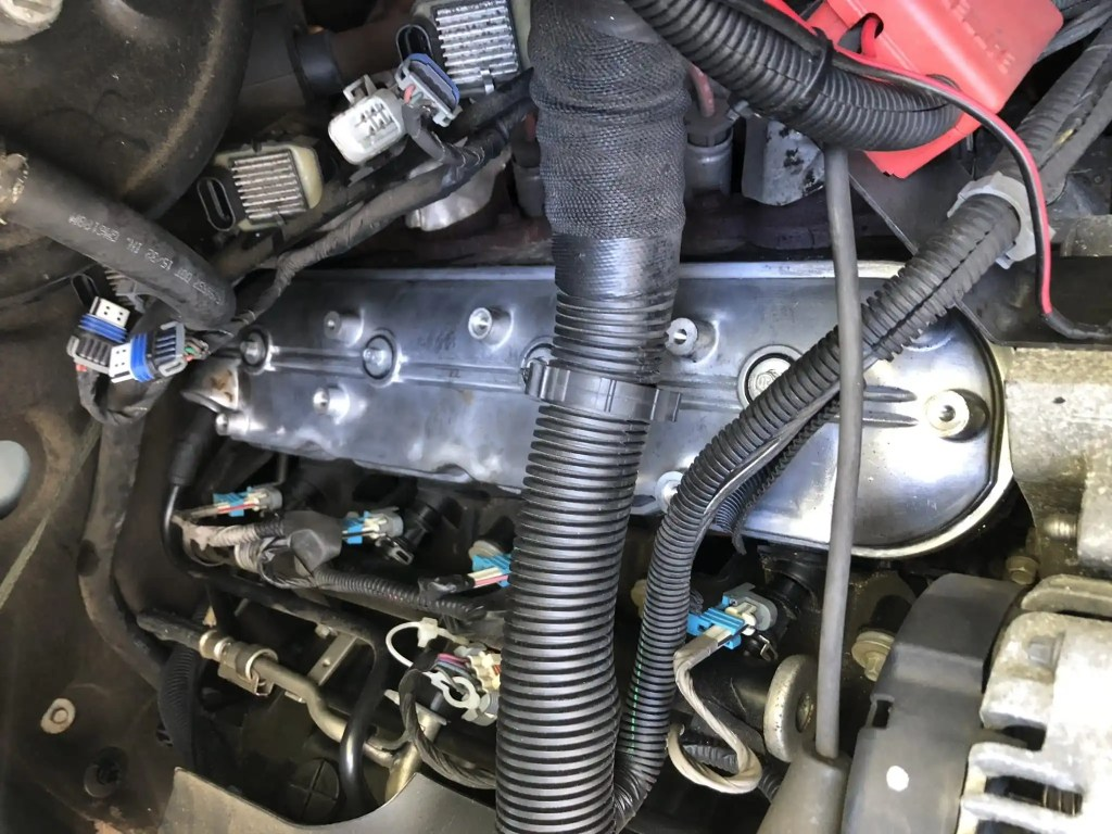 2006 Silverado 5 3l Smoking On Startup Solved Extreme Diy
