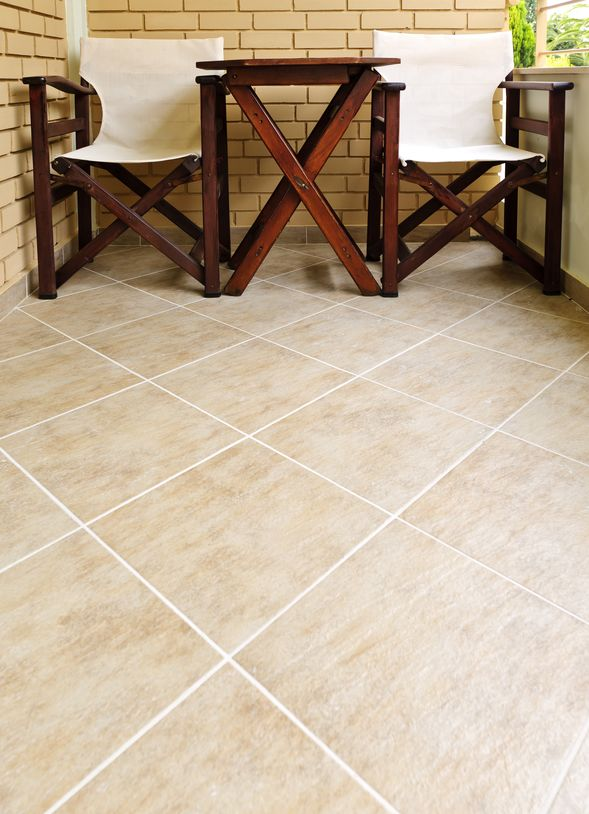 flexibility ceramic tile installation