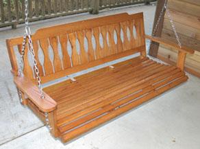 Porch Swing Build