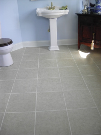 Ceramic Tile Floor Diy Wikizie