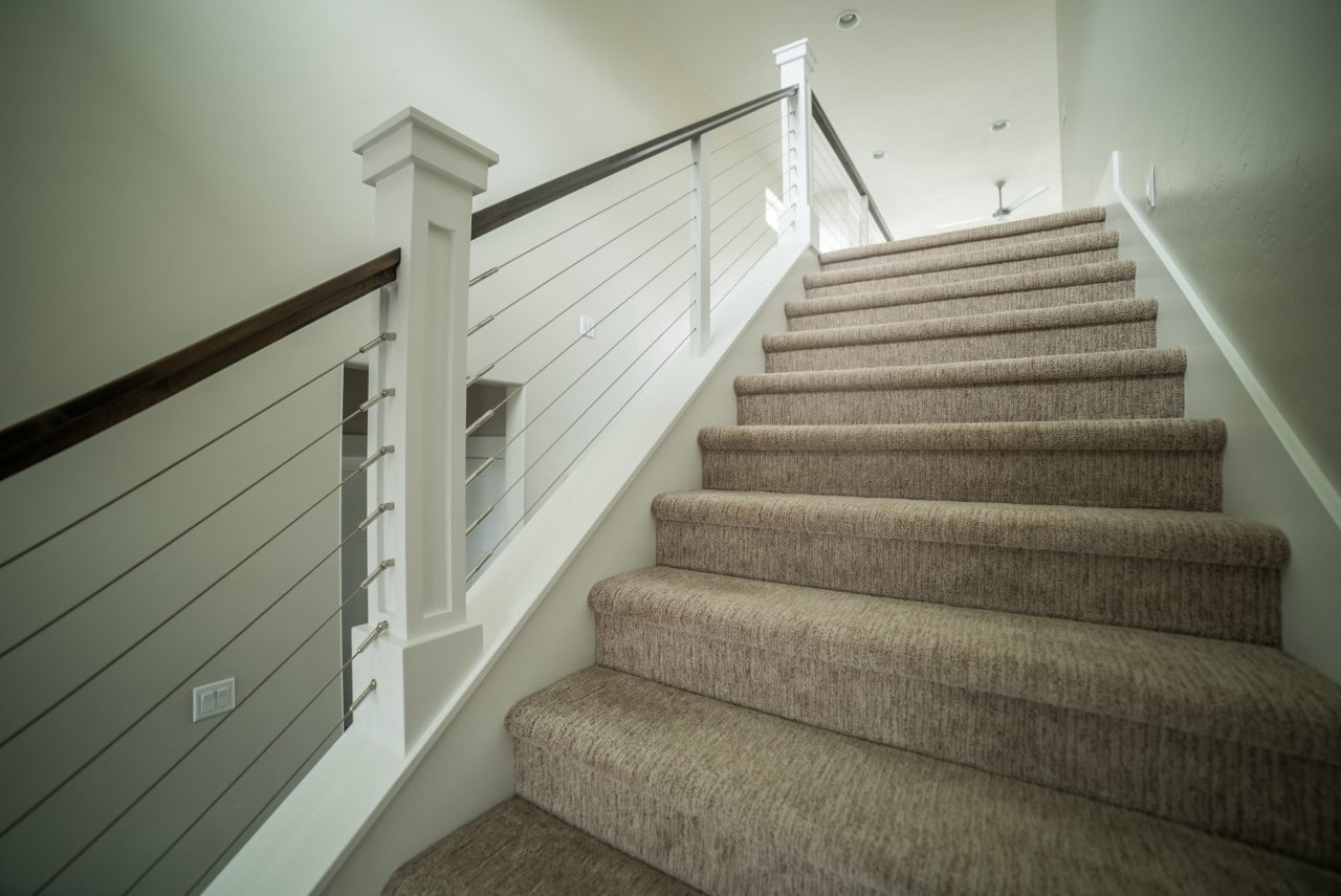 How To Build Stairs A Diy Guide Extreme How To | Staircase Side Wall Design | Farmhouse | Ladder | Bookshelf | Small Space | Beautiful