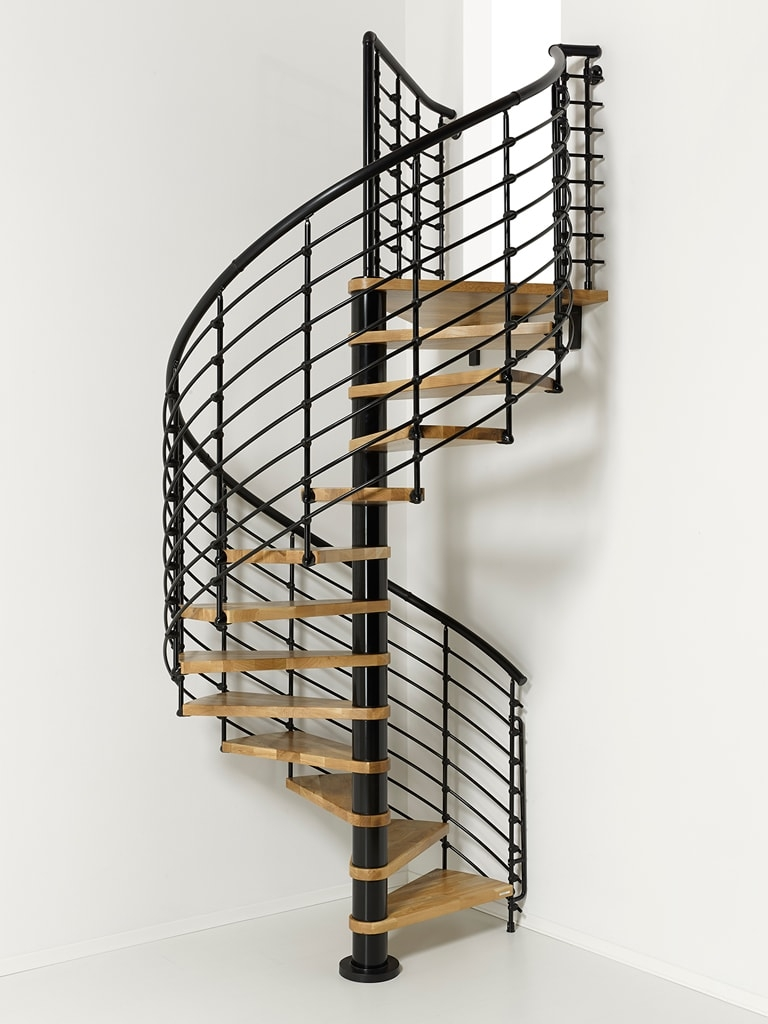 How To Build A Spiral Staircase Extreme How To | 9 Foot Spiral Staircase | 36 Tall | Stair Kit | Modern Staircase | Dolle Toronto | Stair Parts