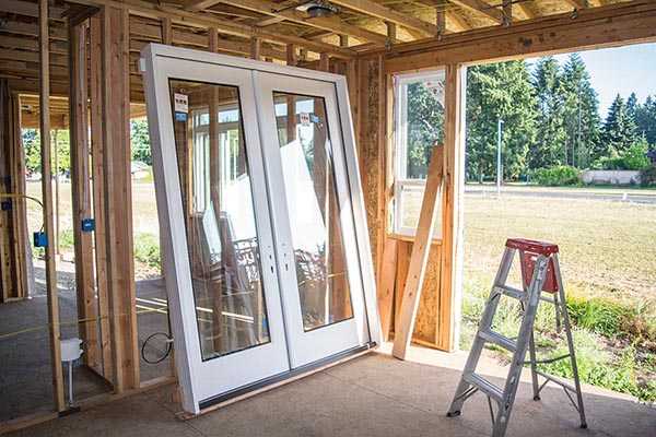 out swing double exterior french doors