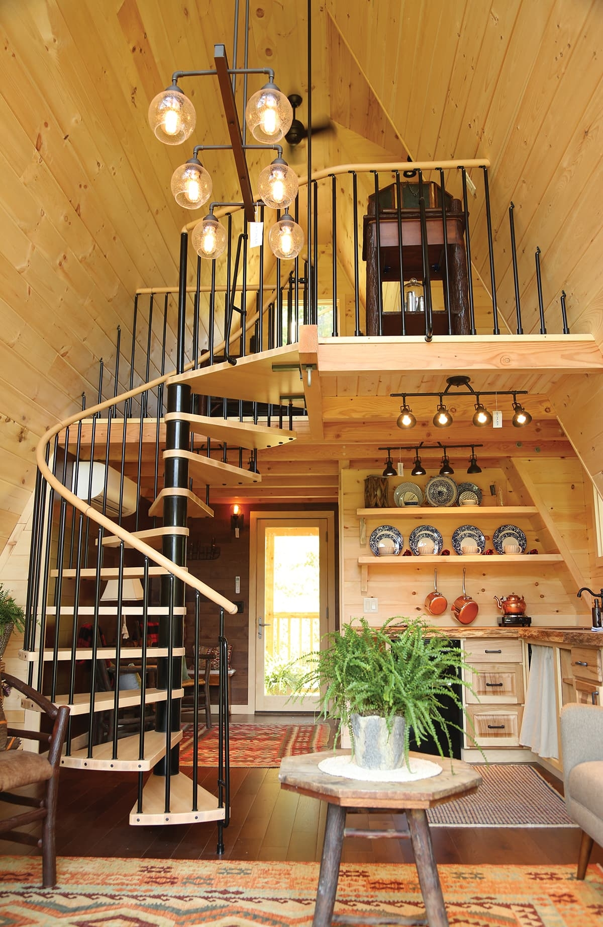 Adding A Spiral Staircase Extreme How To | Installing Spiral Staircase To Basement | Steel | Stair Case | Handrail | Loft Staircase | Staircase Remodel