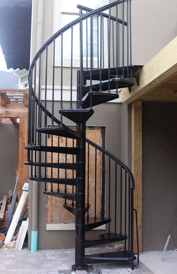 Adding A Spiral Staircase Extreme How To | Types Of Spiral Staircase | Divine | Elegant | Exterior | Free Standing | Aqua