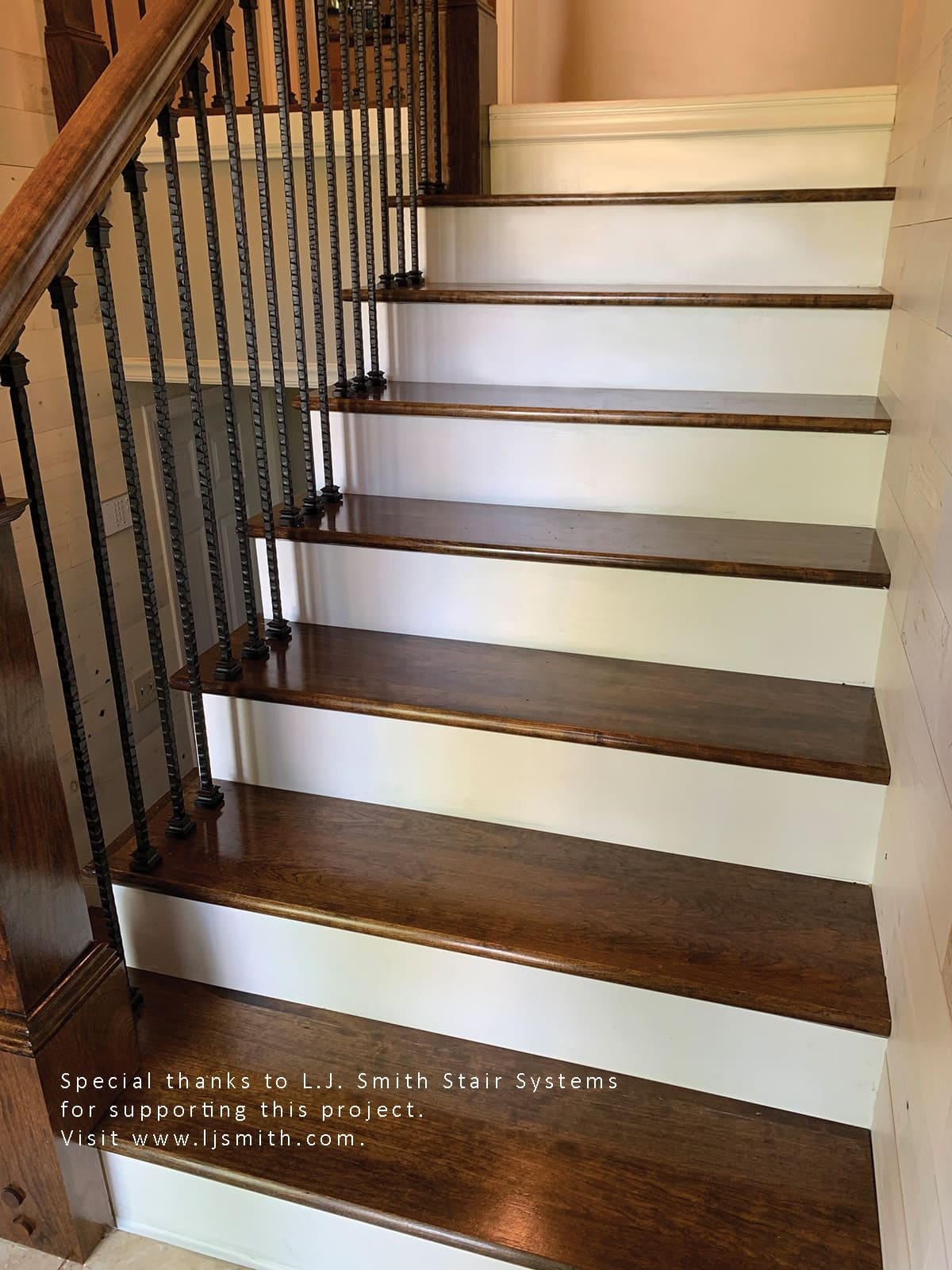Remodeling A Staircase—Tread Riser And Stringer Replacement For | Unfinished Pine Stair Tread | Wood | Stair Parts | Red Oak Stair | Stair Railing | Basement Stairs