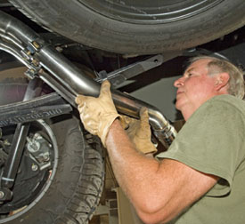 upgrade your truck s exhaust system