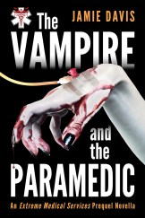 The Vampire and the Paramedic Cover