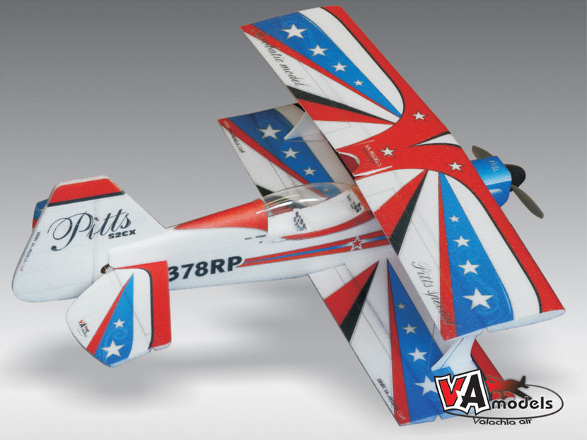 Pitts S2CX od VA-models