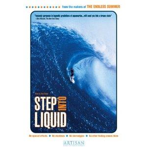 Step Into the Liquid
