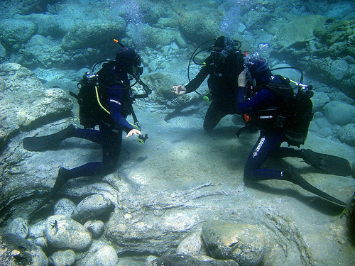 Top 4 Scuba Diving Sites in Spain