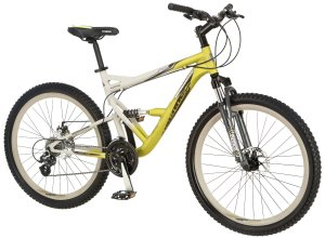 Mongoose Status 3.0 Dual Suspension Mountain Bike