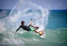 Kitesurfing Beginner