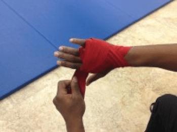 Wrap hands 4