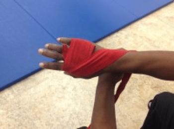 wrap hands 2