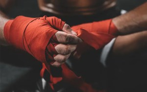 How To Wrap Your Hands For Boxing/Muay Thai