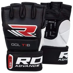 RDX MMA Gloves Grappling Martial Arts