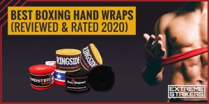 Best Boxing Hand Wraps (REVIEWED & RATED 2020)