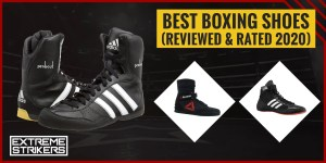 Best Boxing Shoes (REVIEWED & RATED 2020)