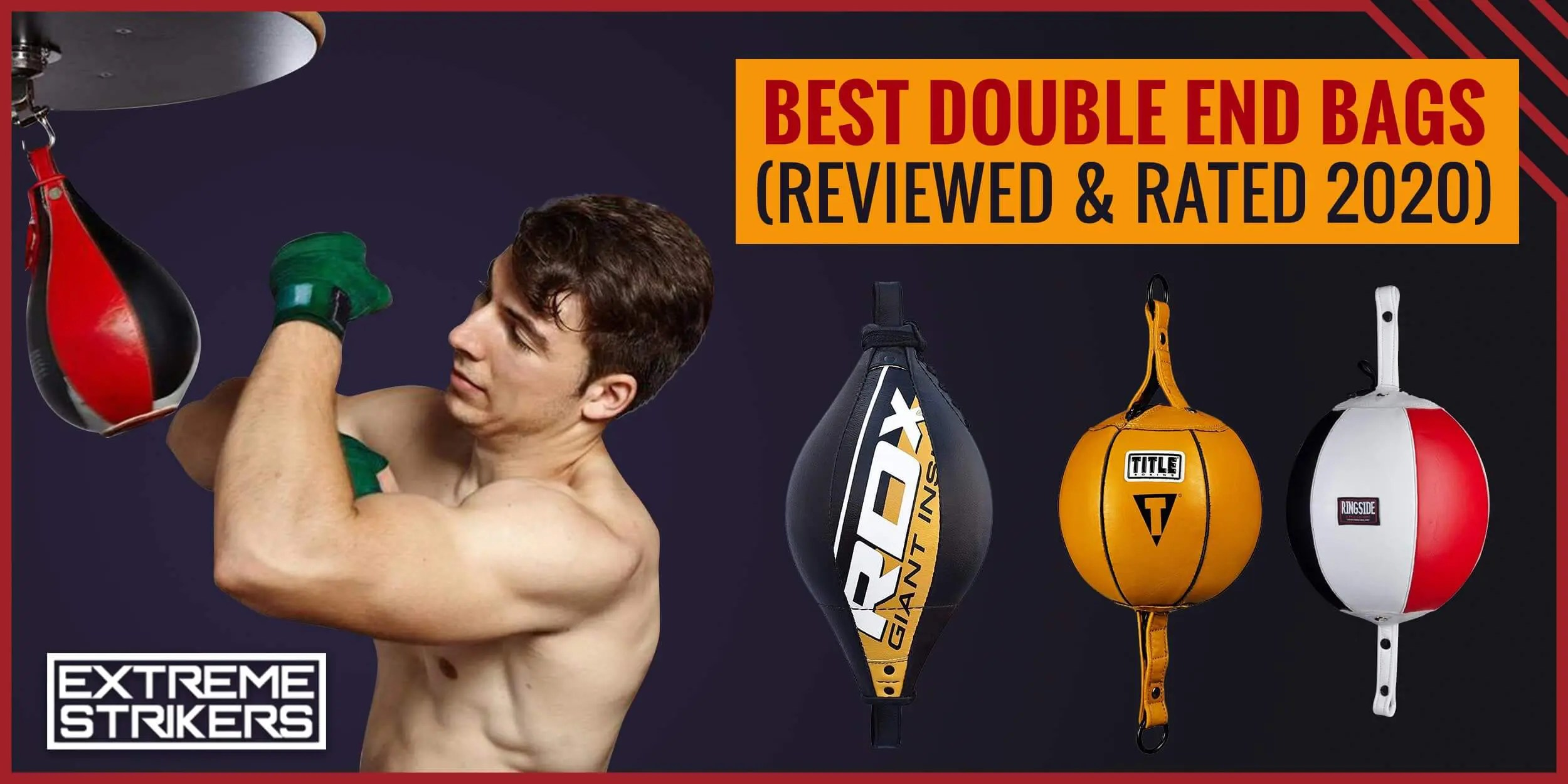 Best Double End Bags (REVIEWED & RATED 2020)